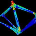Bicycle Frame Stress Analysis