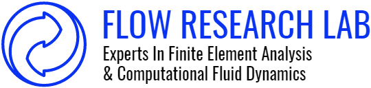FLOW RESEARCH LAB Logo
